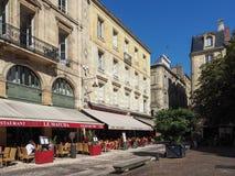 BORDEAUX, GIRONDE/FRANCE - SEPTEMBER 21 : Le Matcha Restaurant O Stock Images
