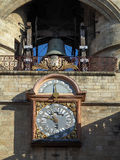 BORDEAUX, GIRONDE/FRANCE - SEPTEMBER 21 : Morning Sunshine on th Royalty Free Stock Images