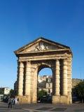 BORDEAUX, GIRONDE/FRANCE - 21. SEPTEMBER: Place de la Victoire I Stockfoto
