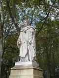 BORDEAUX, GIRONDE/FRANCE - SEPTEMBER 19 : Statue de Montesquieu Royalty Free Stock Images