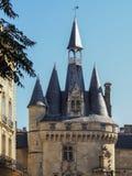 BORDEAUX, GIRONDE/FRANCE - SEPTEMBER 21 : View of the Exterior o Royalty Free Stock Photos