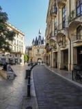 BORDEAUX, GIRONDE/FRANCE - SEPTEMBER 21 : View towards Porte Cai Stock Images