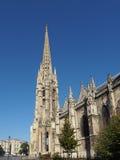 BORDEAUX, GIRONDE/FRANCE - 21 SEPTEMBRE : Basilique de St Michael Photo libre de droits