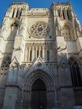 BORDEAUX, GIRONDE/FRANCE - 20 SEPTEMBRE : Façade de la chaise Photo libre de droits