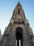BORDEAUX, GIRONDE/FRANCE - 21 SEPTEMBRE : Tour de St Michael dedans Photos libres de droits
