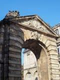 BORDEAUX, GIRONDE/FRANCE - 20 SEPTEMBRE : Tour en Rue de la Vie Photographie stock