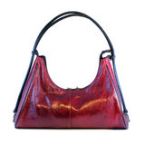 Bordeaux Handbag Stock Images