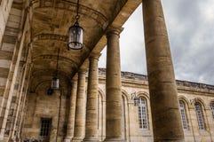 Bordeaux - Hotel de Ville (City Hall) Royalty Free Stock Image
