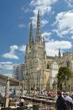 Bordeaux-Kathedrale Stockbilder