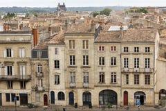 Bordeaux old building Stock Images