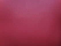 Bordeaux red leatherette texture background Royalty Free Stock Image