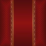 Bordeauxbakgrund Royaltyfria Bilder