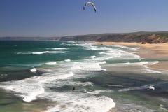 Bordeira beach Royalty Free Stock Images