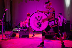 bordello concert gogol Στοκ φωτογραφία με δικαίωμα ελεύθερης χρήσης