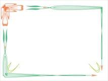 border vector illustration