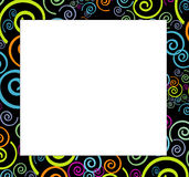 Border. Different types of border designs Royalty Free Stock Photo