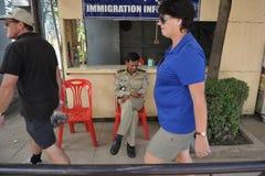 Border Crossing Stock Photos