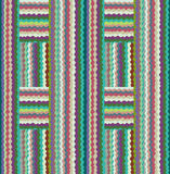Border design pattern. Illustration vector stock illustration