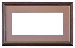 Border frame. Mat mount handwork Stock Images