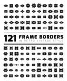 Border Frame Set. Stock Photography