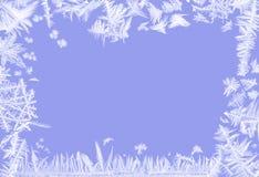 border frosty Стоковое Фото