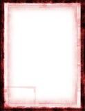border grunge Arkivbild