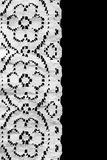 Border lace royalty free stock photos