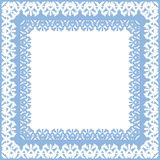 Border pattern Royalty Free Stock Photography