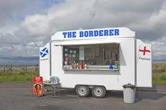 The Borderer stock photo
