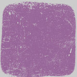 Border Violet Paint Texture Royalty Free Stock Image