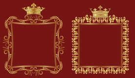 Borders Royalty Free Stock Images