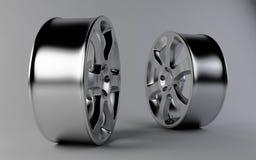 Bordes de aluminio libre illustration