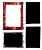 Bordes y marcos de la foto Imagen de archivo libre de regalías