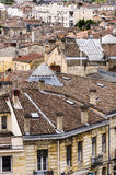 Bordeux roofs Stock Photo