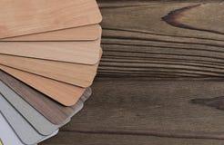 Bordi colorati Scelta dei colori Fotografia Stock Libera da Diritti