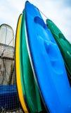Bordi della spiaggia Fotografia Stock Libera da Diritti