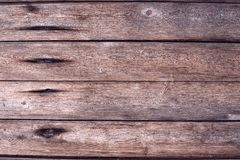 Bordi di legno anziani con vecchia pittura misera fotografia stock libera da diritti
