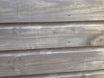 Bordi di legno approssimativi stagionati Immagini Stock