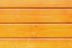 Bordi di legno marrone chiaro strutturati Immagine Stock