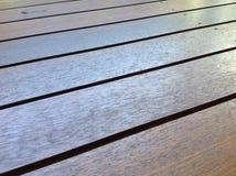 Bordi di legno/pavimentazione rustici/Decking delle plance Immagine Stock Libera da Diritti
