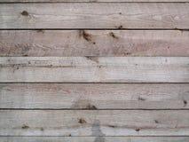 Bordi di legno stagionati Immagini Stock Libere da Diritti