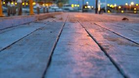 Bordi di porto Fotografie Stock