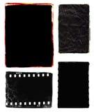 Bordi e blocchi per grafici della foto Immagini Stock Libere da Diritti