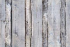 Bordi grigi anziani Modello del recinto senza cuciture Fotografie Stock Libere da Diritti