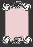 Bordi ornamentali royalty illustrazione gratis