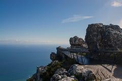 Bordlägga berg överbryggar Royaltyfri Foto