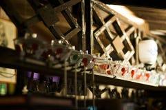 Bordlägger den wood teakträt för tappning bakgrund Royaltyfri Foto