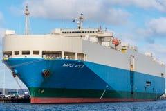 Bordo Ace da embarcação Ro-Ro Foto de Stock Royalty Free