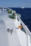 A bordo de Foto de Stock