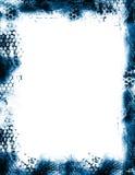 Bordo del blocco per grafici di Grunge illustrazione vettoriale